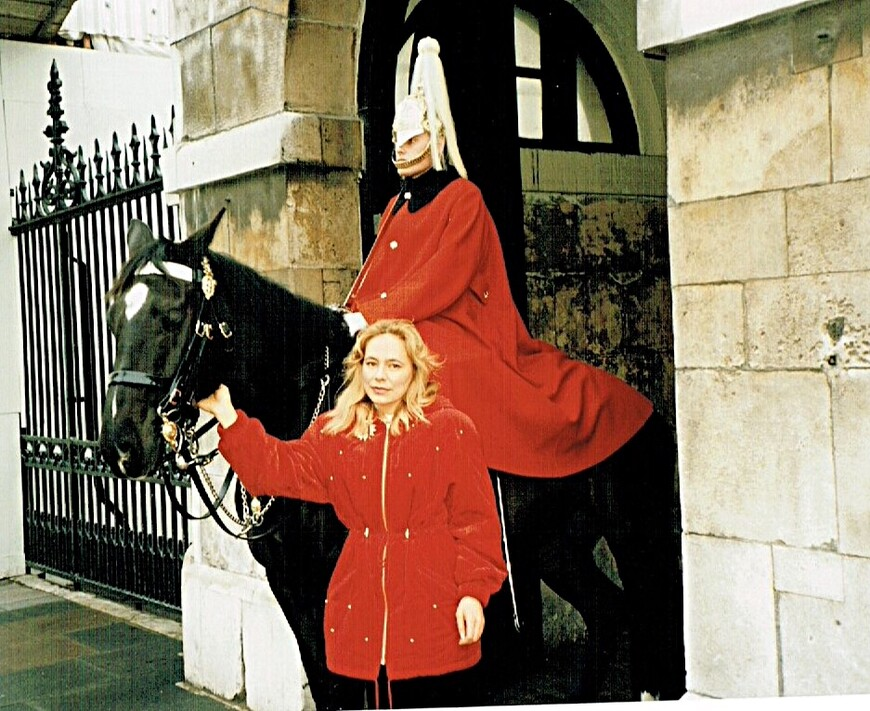 Whitehall. Horse Guards.