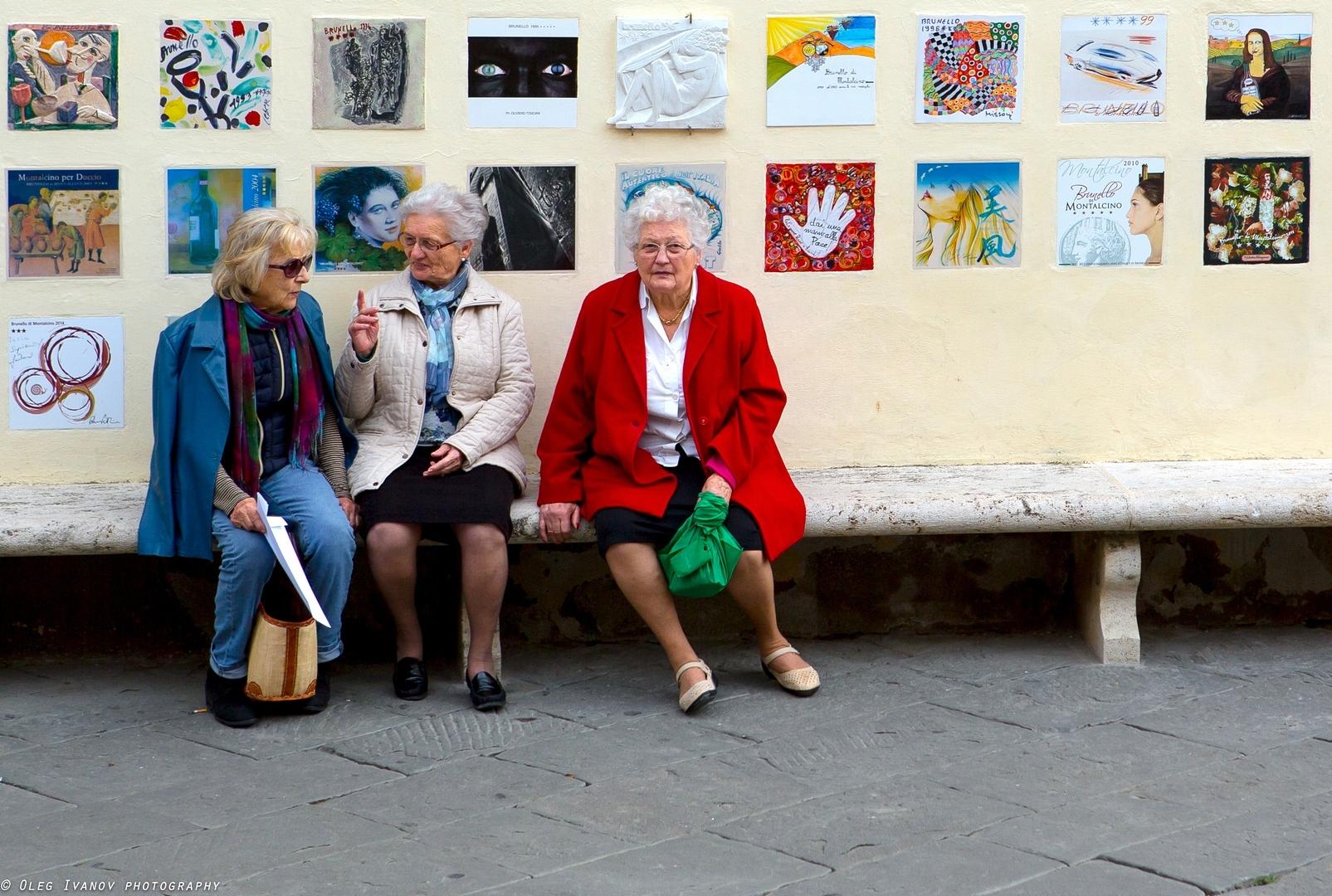 Полных старики на улице звезды секса