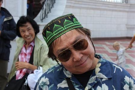 Туристы из Индонезии в Казани