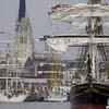 Армада парусников в Руане