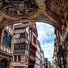 арка королевских ворот Руана