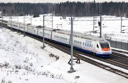 Дополнительные поезда отправятся в Финляндию на Новый год