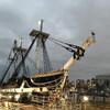 USS Constitution - первый корабль военного флота США. Экскурсия по Бостону с Ярославом Бондаренко.