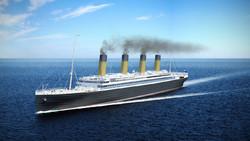"Китай создаст точную копию ""Титаника"""