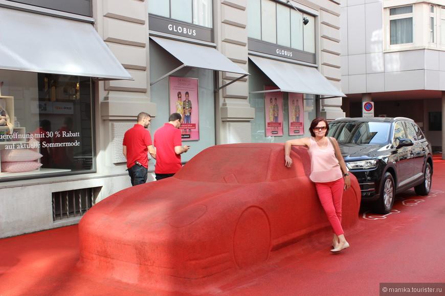 Оказывается,Красная площадь есть не только в Москве)))