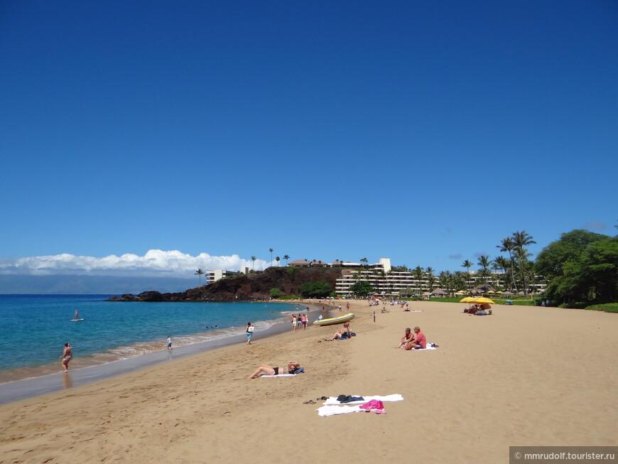 "Ka""anapali beach"
