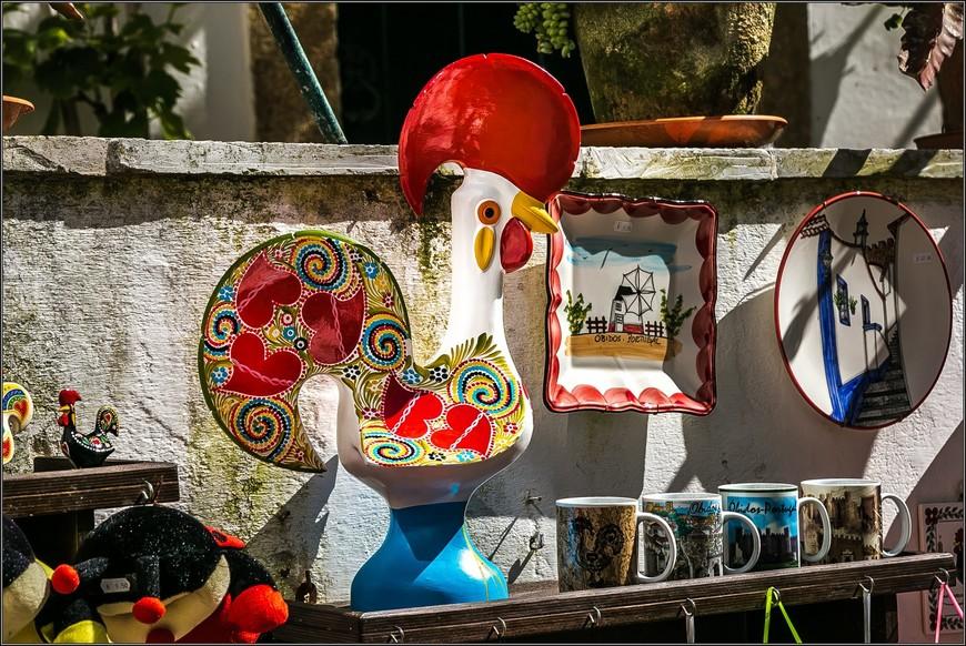 Подумав о наступающем Новом годе, я глубоко сожалею, что не купила в Португалии петуха, вот они там красавцы!!!!!
