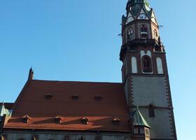 Саксония: Лёбау (Löbau) — город милый (моему) сердцу.