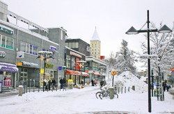 Финские магазины впервые будут работать на Рождество