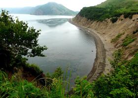 Сахалин. Бухта Тихая и ее окрестности