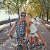 Романтичная велосипедная прогулка на крепостных стенах Лукки!