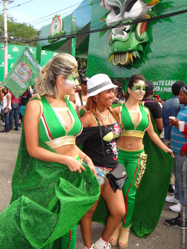 все,кто пришёл на карнавал,так или иначе интерактивно участвуют в нём