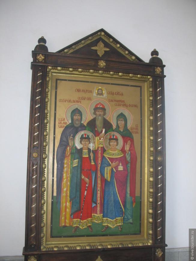 Муромские святые , покровители .