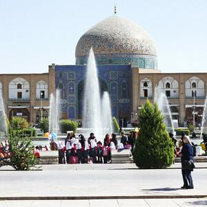 Блистательный Исфахан