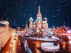 Интерес иностранцев к России на Новый год растёт