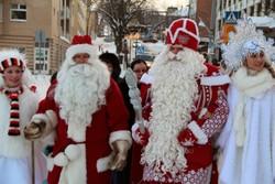 Встреча Деда Мороза и Йоулупукки произойдёт на границе