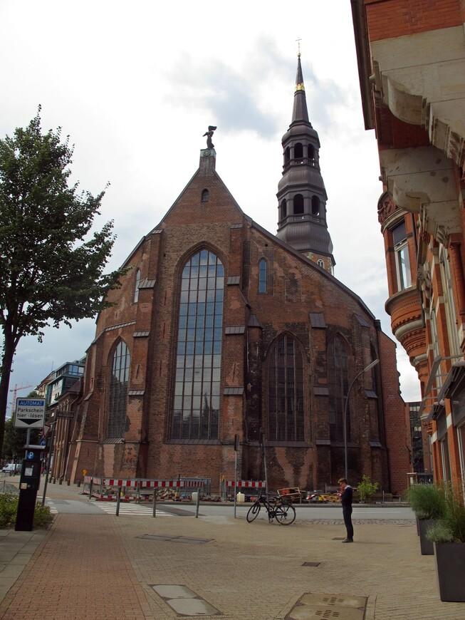 Церковь Святой Екатерины 1450 г