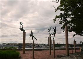 Парк скульптур Миллесгорден