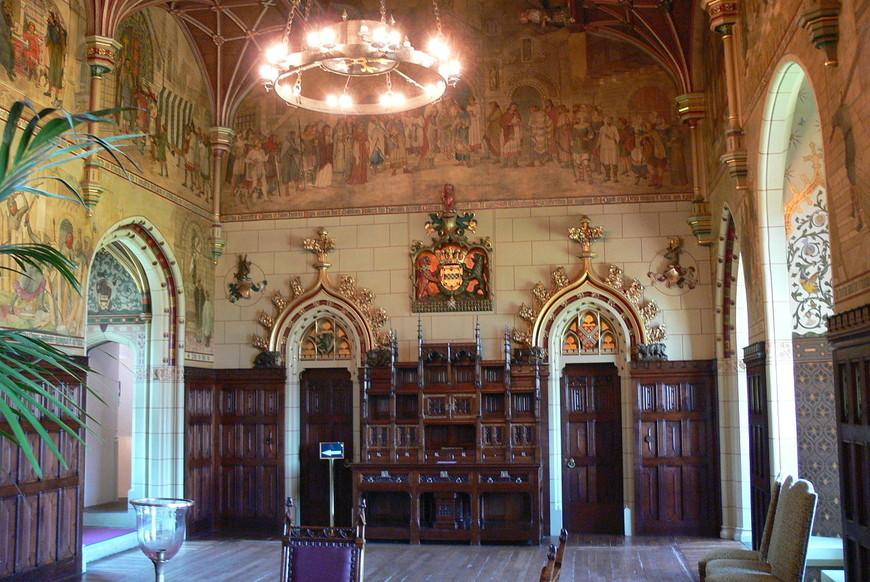 Кардиффский замок. Фото из интернета.