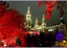 Вена перед Рождеством. Ноябрь 2016