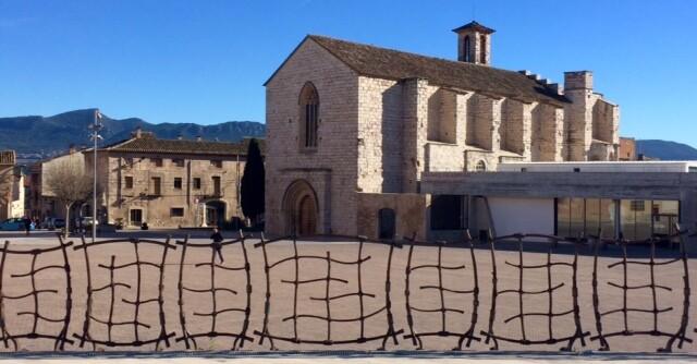 Раньше здесь был монастырь святого Франциска, один из первых в Каталонии.