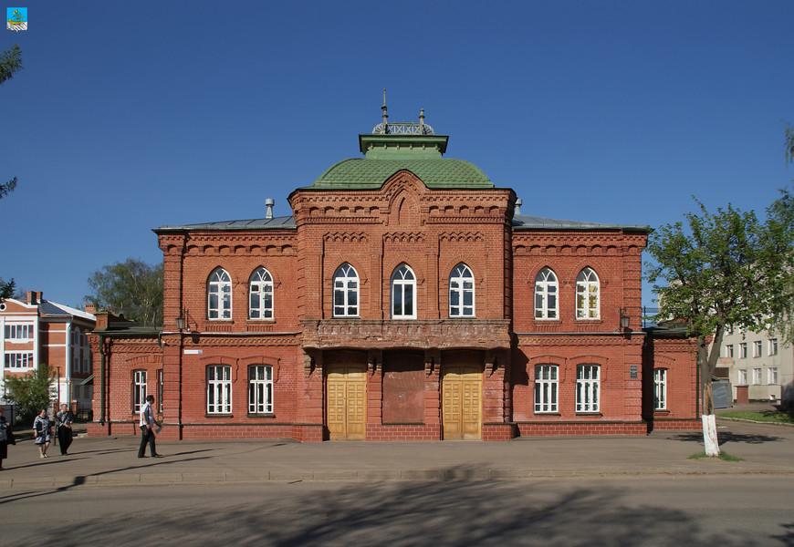 Кострома. Народный дом