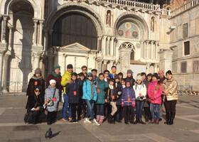 Групповая экскурсия по Венеции