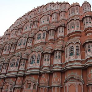 Incredible Индия. Розовый Джайпур
