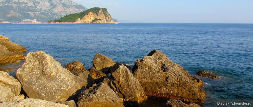 Потрясающе чистое и ласковое Адриатическое море