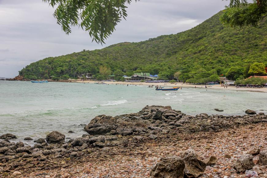 Пляж Тьен.