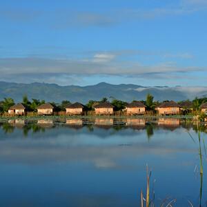 Водный мир озера Инле