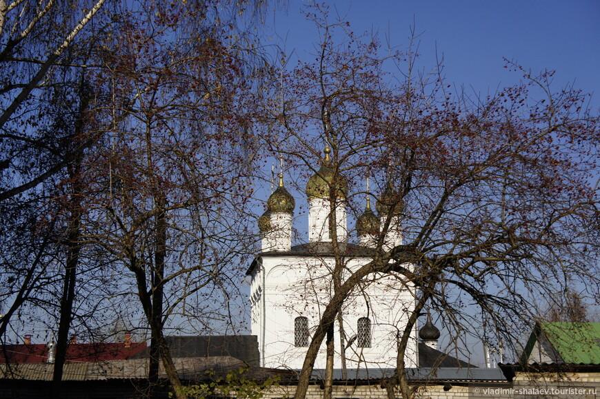 Церковь Сретения Господня  (1689 г.)