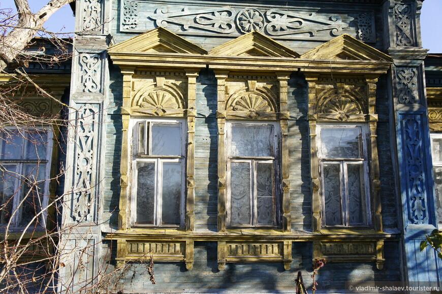 Плотницкое ремесло неслучайно было развито в Гороховце. Ведь это один из самых лесных районов на Владимирской земле.