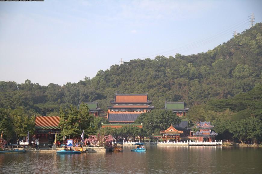 Чжухай. New Yuan Ming Palace