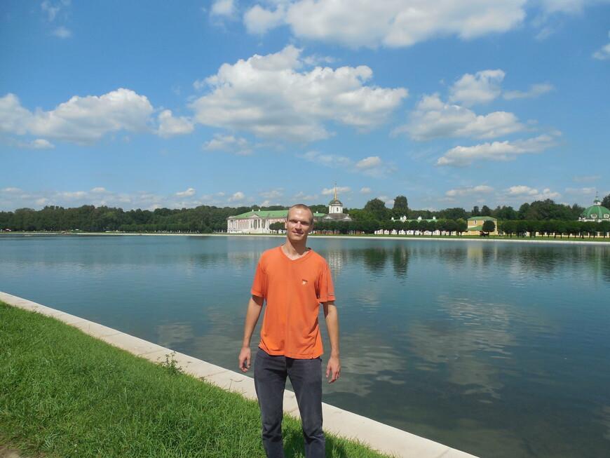 Усадебно-парковый комплекс «Кусково»: Большой Дворцовый пруд