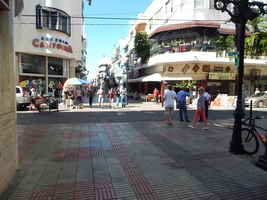 В этой части города очень уютно и чисто,много кафе,магазинов,музеев и исторических объектов.
