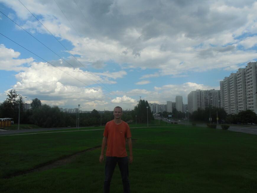 Братеевский каскадный парк и улица Борисовские пруды