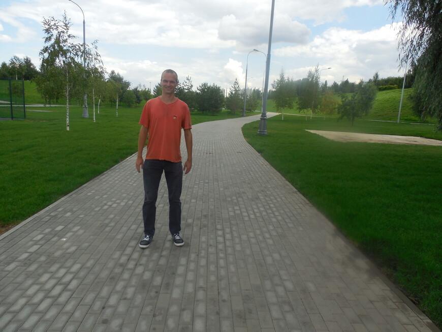 Братеевский каскадный парк