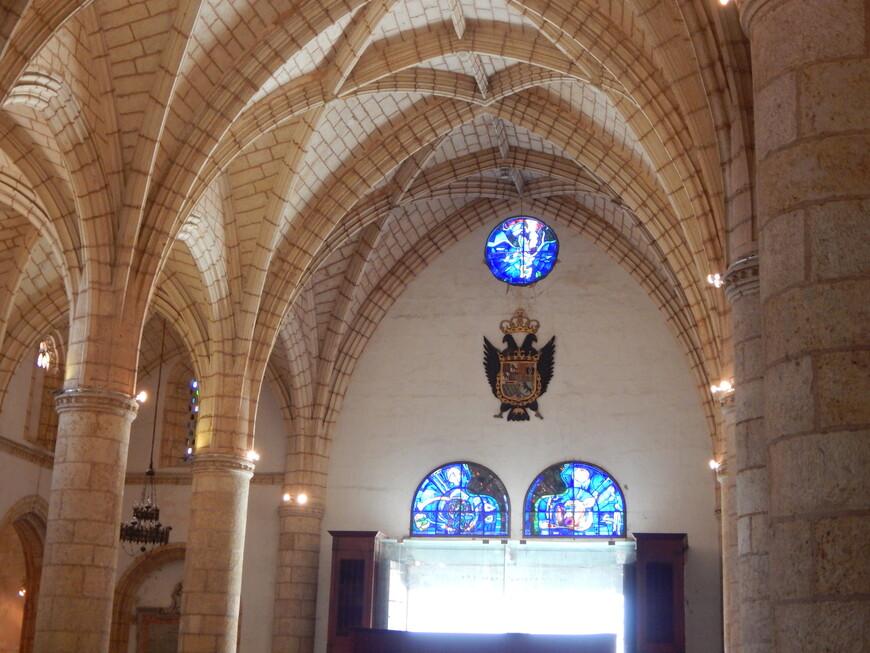 В 1990 г.  кафедральный собор был удостоен включения в составленный ЮНЕСКО список памятников мирового наследия.