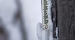 В Югре температура воздуха упала до -62°C