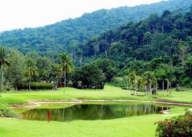 Малайзия. Тиоман: скучный рай