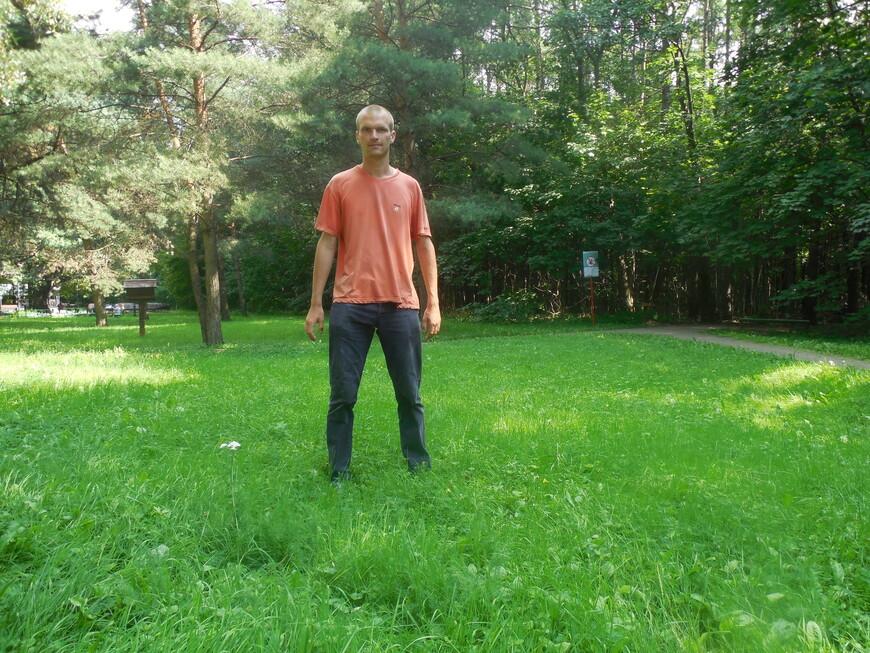 Остров-заповедник «Серебряный бор»: парк «Ветеран» - Лемешевская поляна