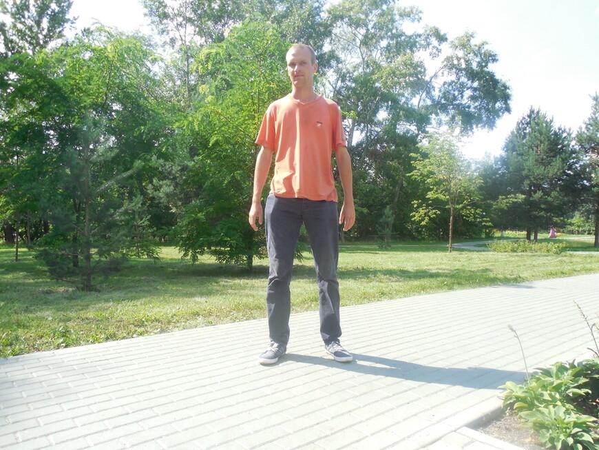 Остров-заповедник «Серебряный бор»: парк «Ветеран»