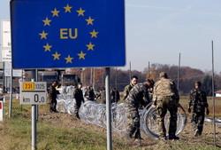 Германия усилила контроль на границах с Бельгией и Нидерландами