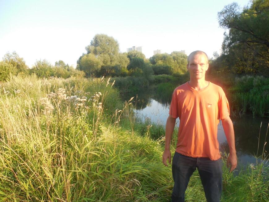 Сходненский ковш: река Сходня