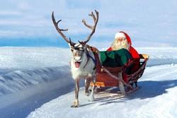 Йоулупукки отправился в ежегодное кругосветное путешествие