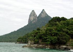 Малайзия. Тиоман: вокруг острова