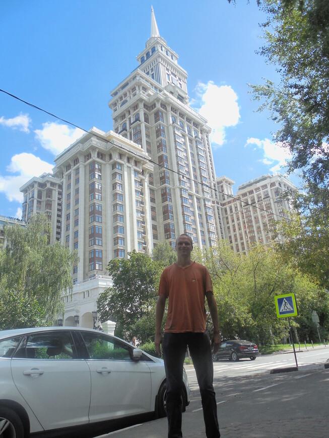 Жилой комплекс «Триумф-Палас»