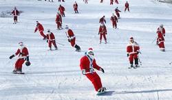 Самые популярные направления в России на Новый год
