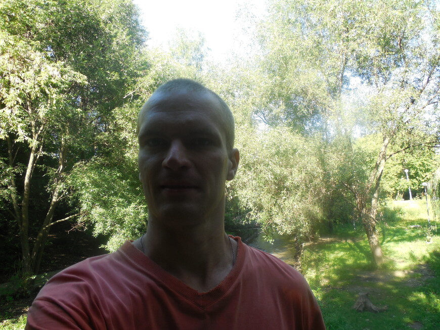 Парк «Отрада»: Лихоборка